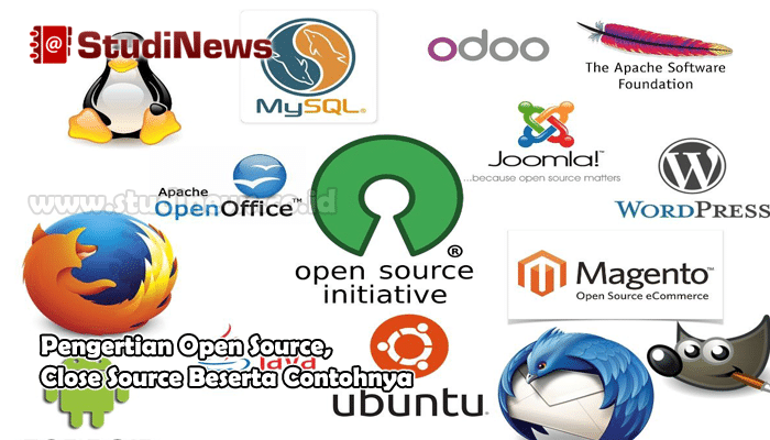 Pengertian Open Source Close Source Beserta Contohnya